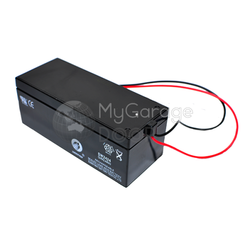 Rechargeable Battery 24v 2 4ah